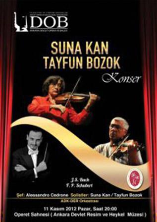 Suna Kan Tayfun Bozok Konseri